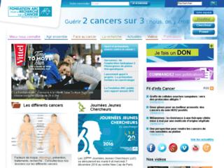 L'ARC sur http://www.arc.asso.fr