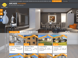 Immobilier au Havre : Arcade Immobilier