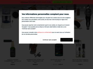 Capture du site http://www.arche-de-neo.com