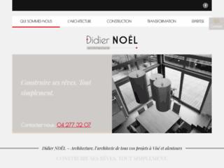 image du site https://www.architecte-didiernoel.be