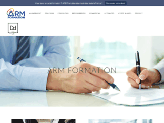 Formation professionnelle d'ARM Formation