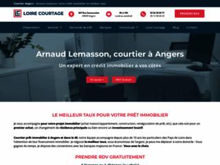 Courtier en prêt immobilier à Angers