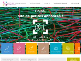 Art Coins, site d'annonces gratuites d'art