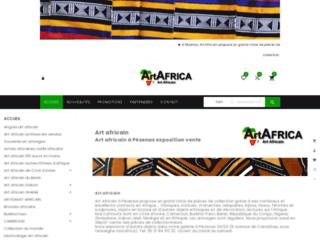 A la recherche des tableaux d'art africain