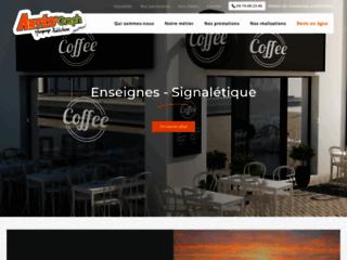 Arteograph Sérigraphie et Marquage Publicitaire