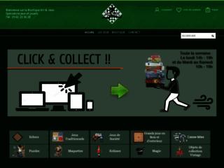 Art et Jeux Toulouse, boutique en ligne de jeux et jouets