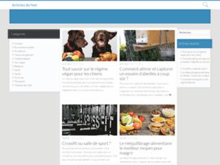 Détails : Articles du Net : portail des meilleurs articles du Net
