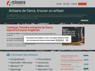 Librairie artisans de France