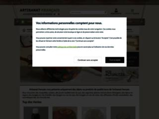 Détails : le site artisanat-francais.fr