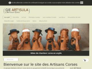 Art Isula la boutique des artisans corses