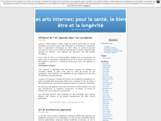 Les arts internes sur http://artsinternes.unblog.fr
