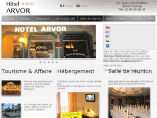 Hôtel Restaurant Arvor