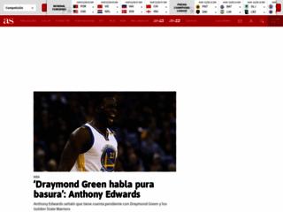 Detalles : AS.com - Diario online deportivo. Fútbol, motor y mucho más
