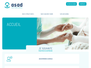Aide à domicile et soins infirmiers à Colmar