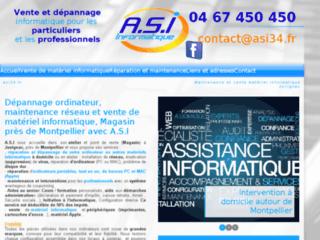 A.S.I. Informatique Montpellier Juvignac
