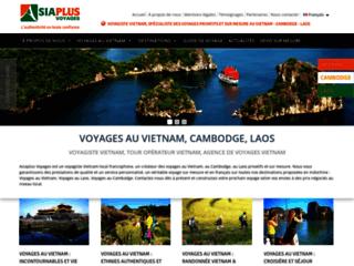 Détails : Agence de voyage Vietnam