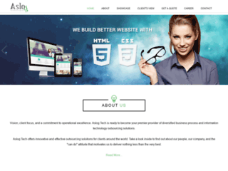 Aslog Technologies | Best Web Design Company