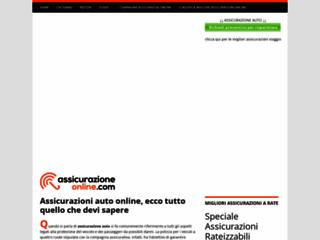 Assicurazione Online: il portale