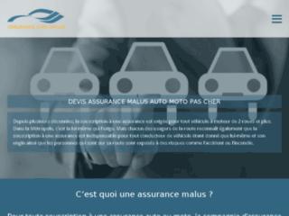 Détails : Assurance auto malus pas cher