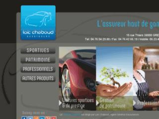 Assurances Chaboud- assurance automobile sport et prestige