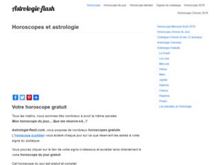 Astrologie-flash