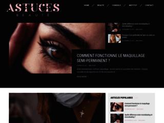 Détails : Astuces Beauté