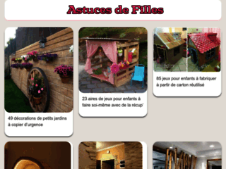 Détails : Blog beauté : Astucesdefilles.com