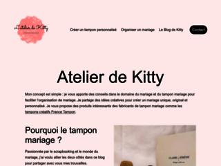 La boutique des kits de loisirs créatifs, Atelier de Kitty