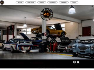 Atelier 46 : Vente, achat et location de voiture de collection
