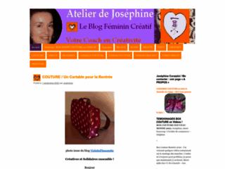 Vidéos d'apprentissage créatifs et tutoriels - Atelier de Joséphine