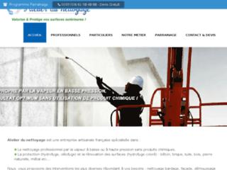 Détails : Société Atelier du Nettoyage Annecy (Rhone-Alpes)