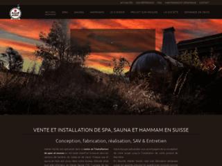 Atelier Nordic, société experte en vente spas à Lausanne