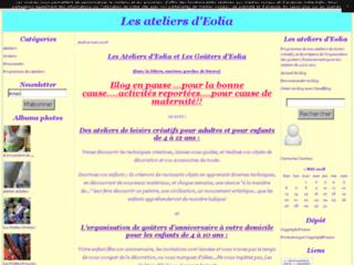 Les Ateliers et les Goûters d'Eolia (58)