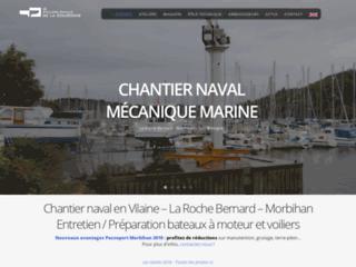 Ateliers navals de la Couronne - Chantier naval
