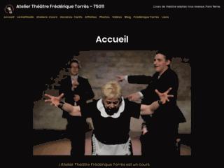 Atelier théâtre Frédérique Torrès-75011