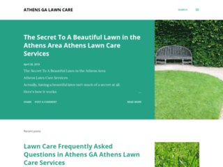 Athens GA Lawn Care Services