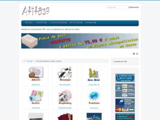 Atita38 - Nouvelle Boutique de Scrapbooking