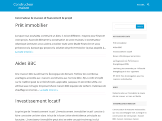 Constructeur de maisons individuelles BBC (44)