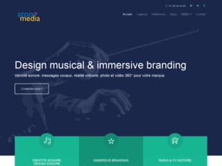 AtooMedia : création d'identité sonore sur-mesure et réalité immersive