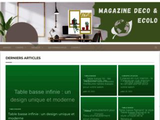 meuble design et mobilier de décoration