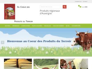 Capture du site http://www.au-buron-de-fages.fr