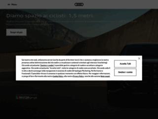 Audi: All'avanguardia della tecnica
