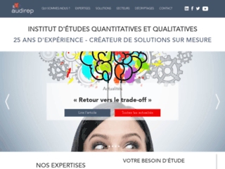 Détails : institut d études marketing