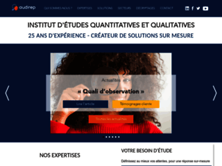 Détails : étude marketing