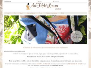 AuFildeLaura.fr