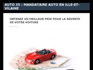 Auto 35 ille-et-vilaine Mandataire automobiles, annonces