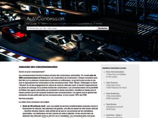 Auto Concession