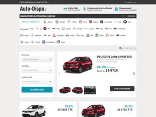 Auto-Dispo : Mandataire automobile - achat voiture neuve