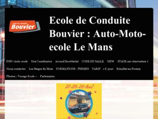 www.auto-ecole-bouvier.com