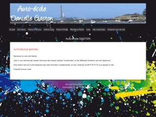 www.auto-ecole-gaston.com